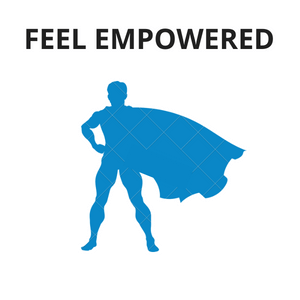 feel empowered