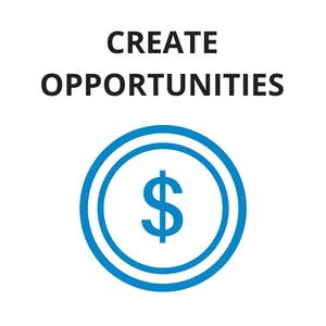 create oppotunities