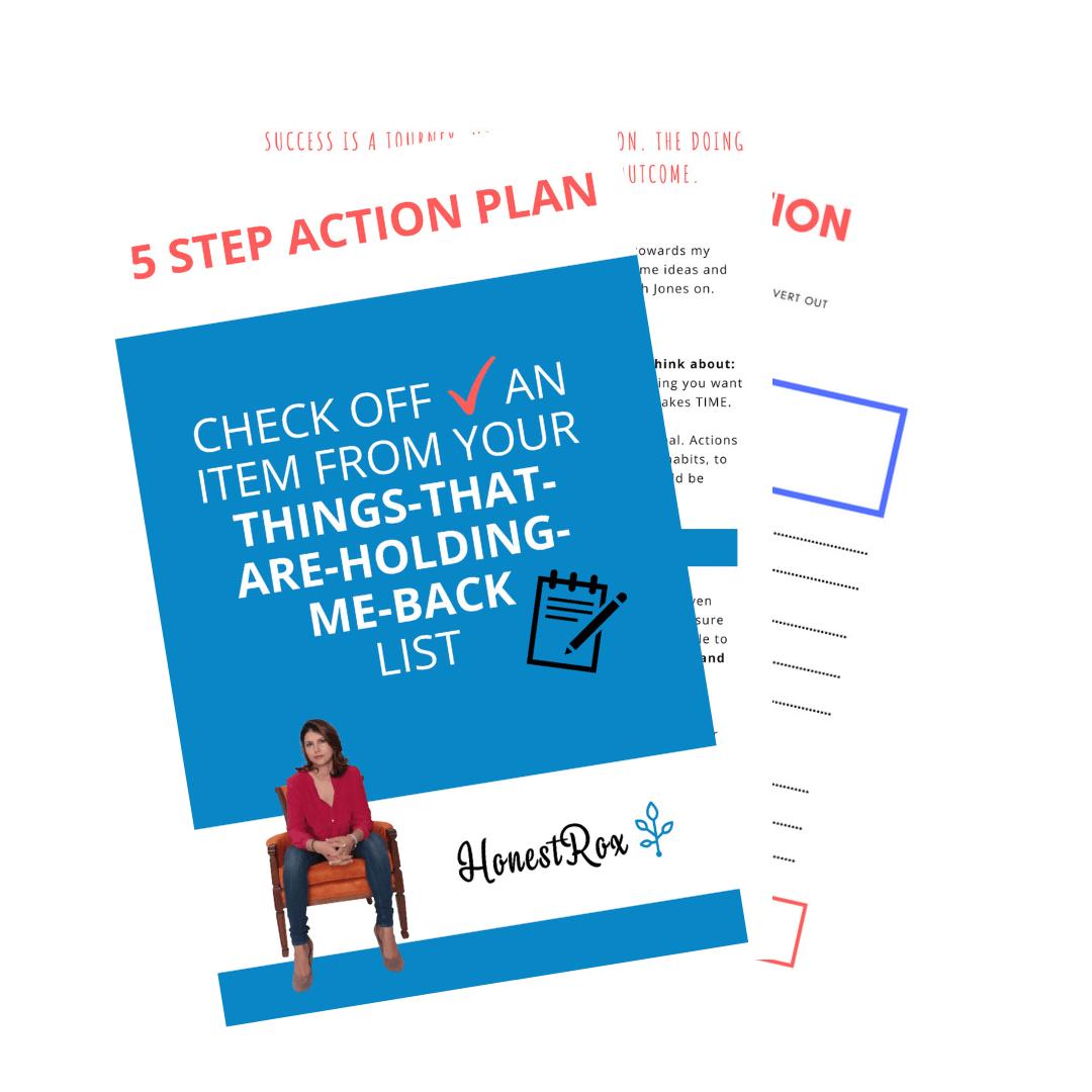 5 step action plan
