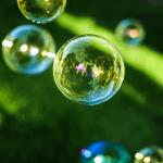 gazillion dollars bubble