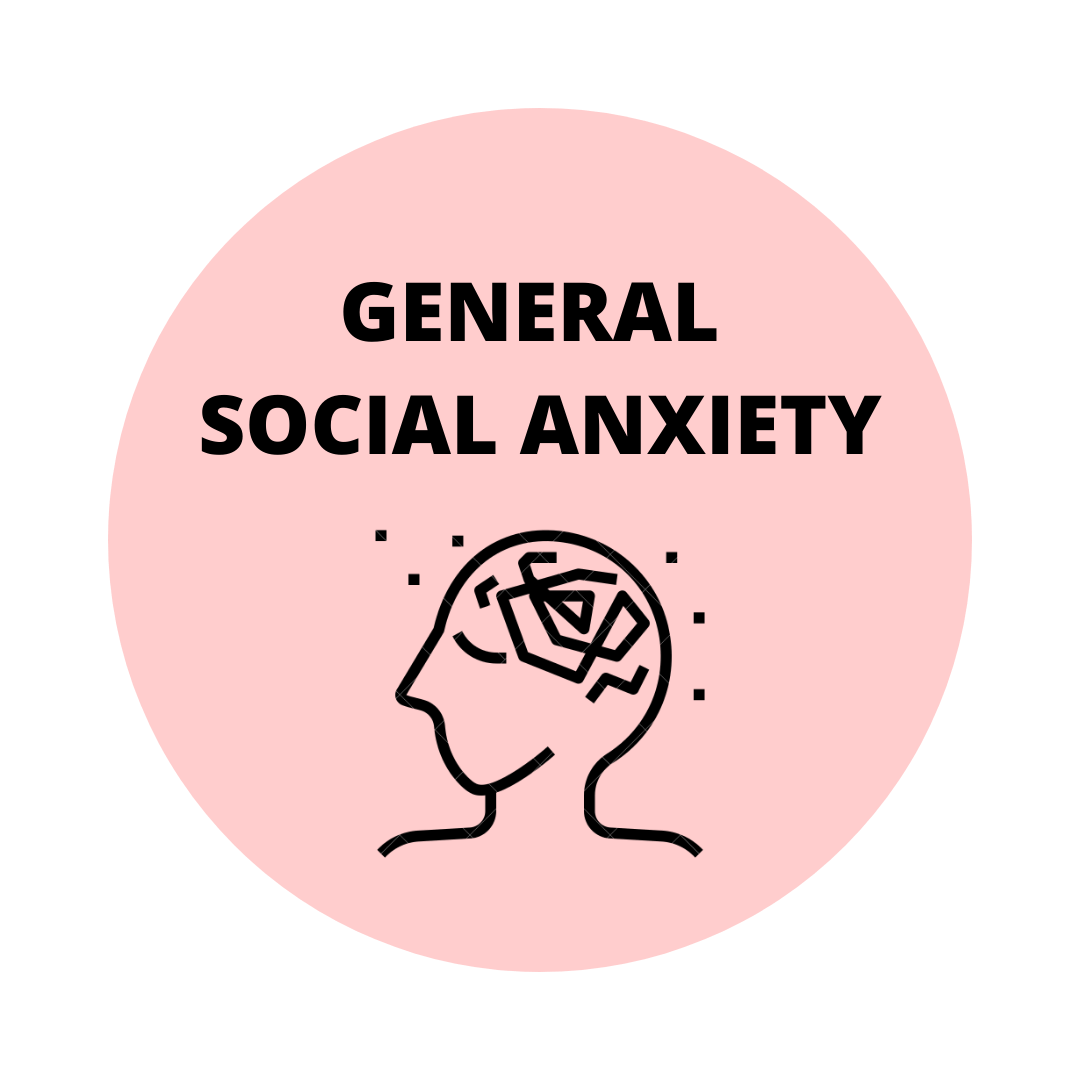 general social anxiety