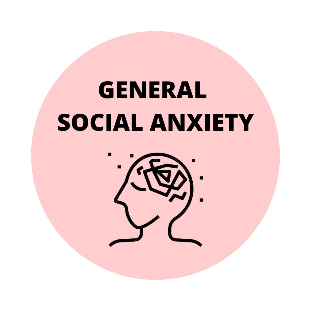 general social anxiety