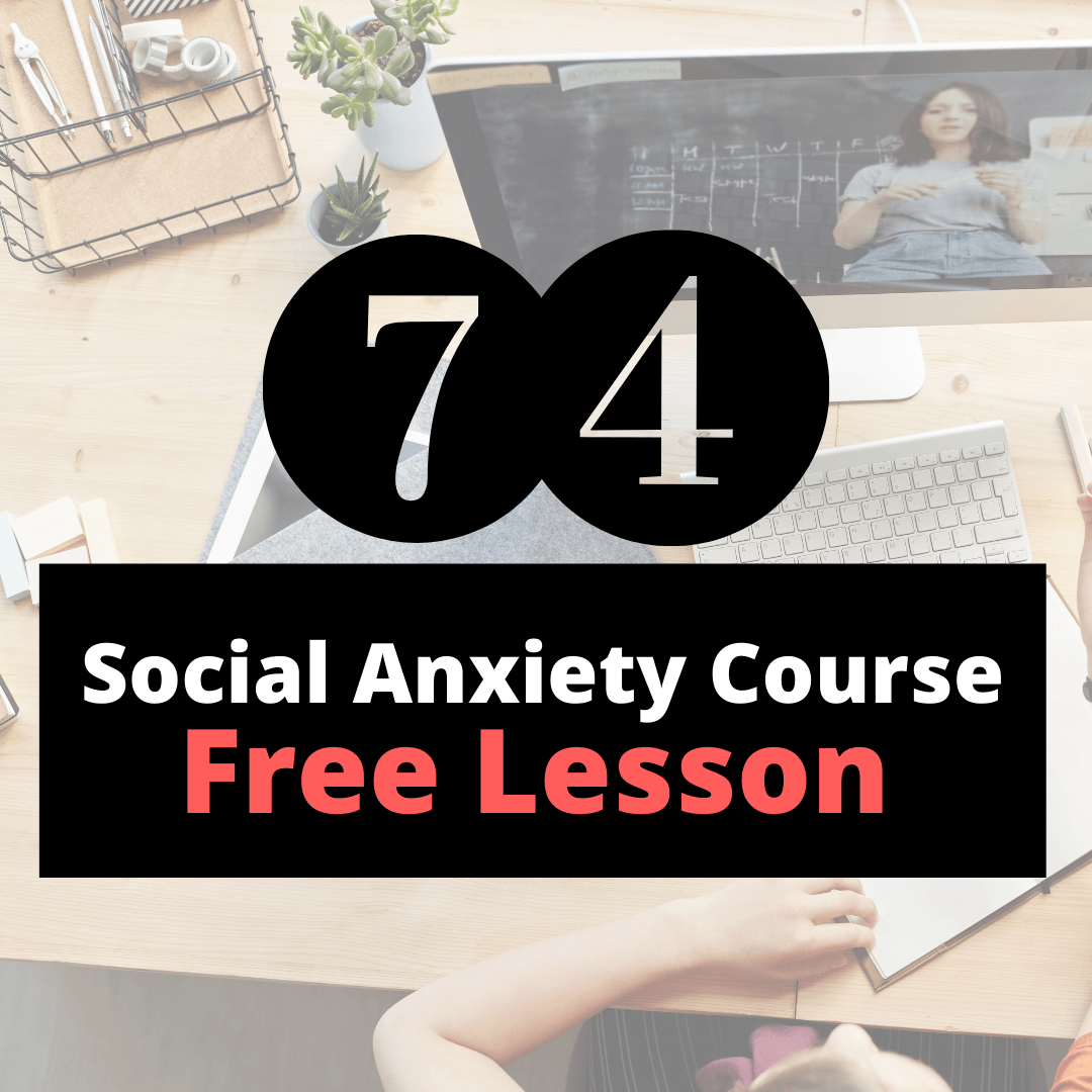 course on social anxiety