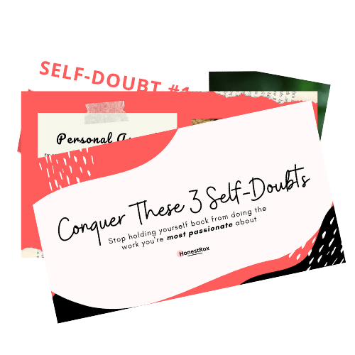 Conquer these 3 self doubts download