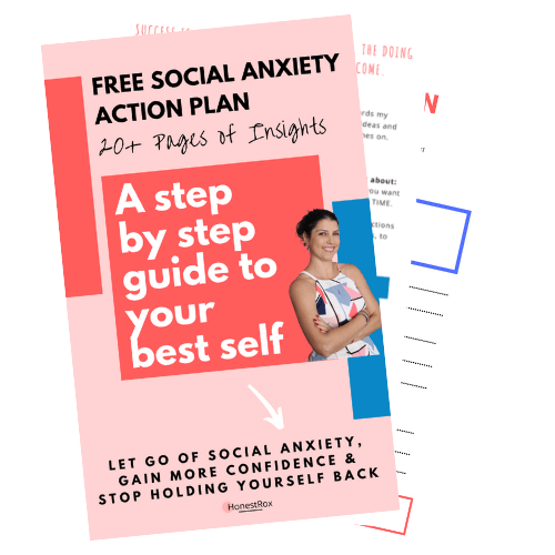 Social anxiety action plan
