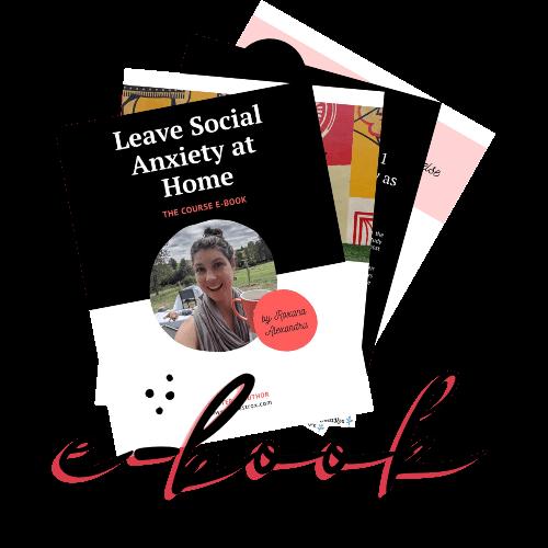 social anxiety e-book